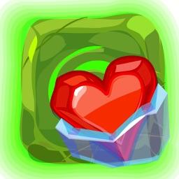 Jewel adventures run - A fun jungle jump dash for keep bubble gems free game