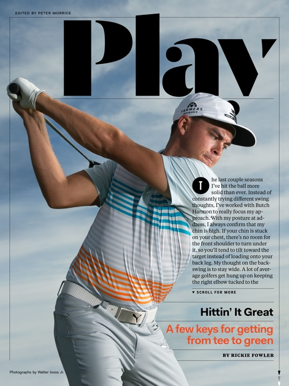 Golf Digest Magazine screenshot-3