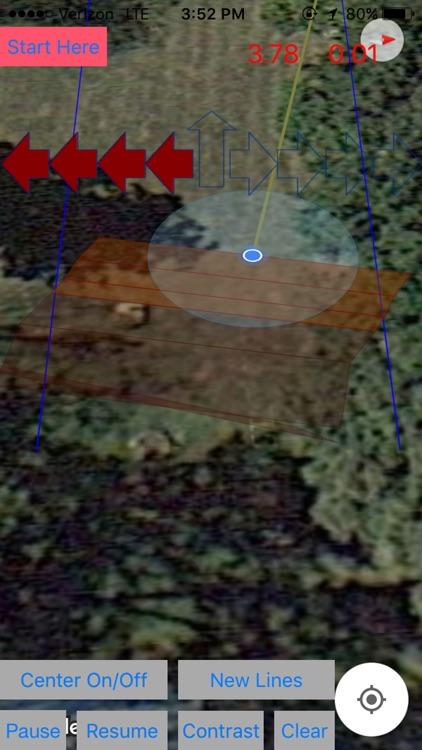 Farm Sprayer GPS app image