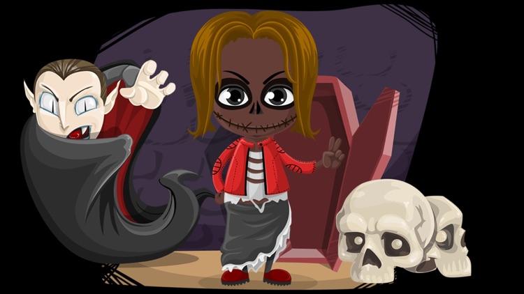 Halloween Costumes & Puzzle Games screenshot-4