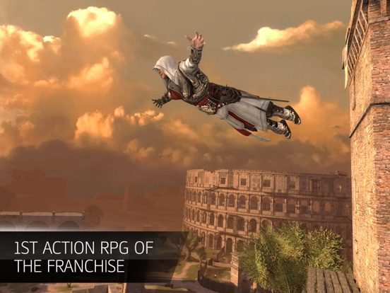 Screenshot #2 for Assassin's Creed Identity