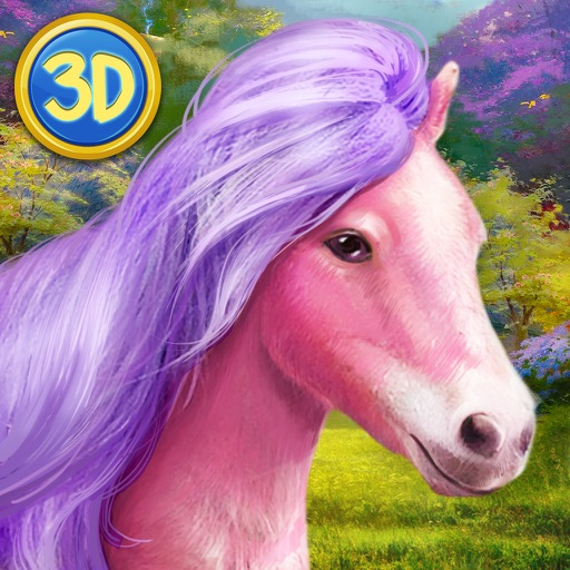 Farm Pony Simulator: Animal Quest 3D Full icon