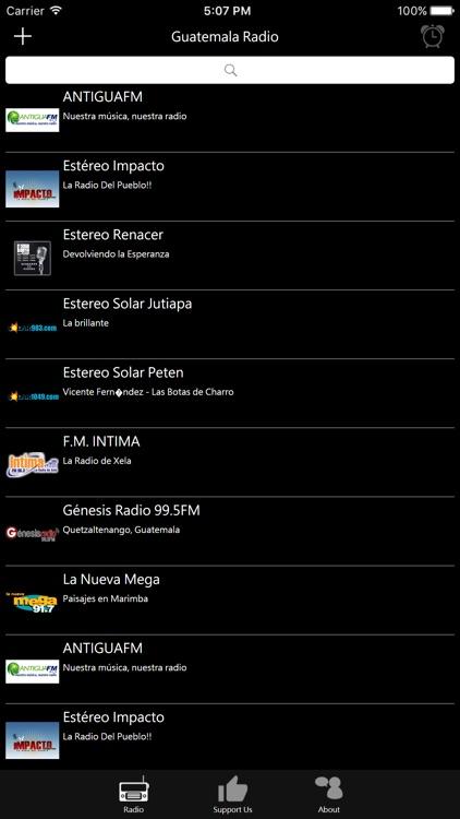 Guatemalan Radio