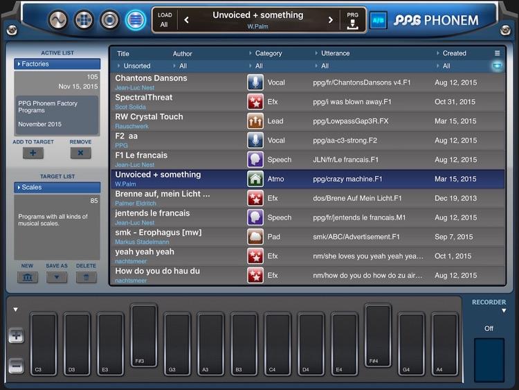 Phonem screenshot-4