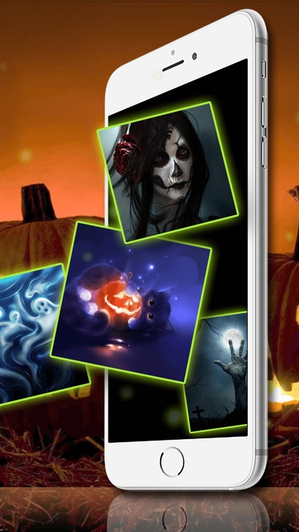 scary halloween wallpaper amp creepy lockscreen by dusan