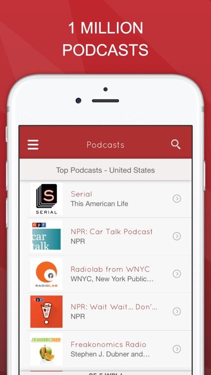myTuner Radio - Live FM Stations & Internet Radios screenshot-3