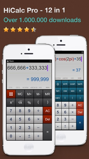 calculator app for iphone calculator on the app 13716