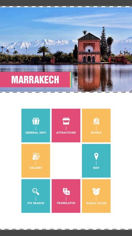 Marrakech Tourist Guide