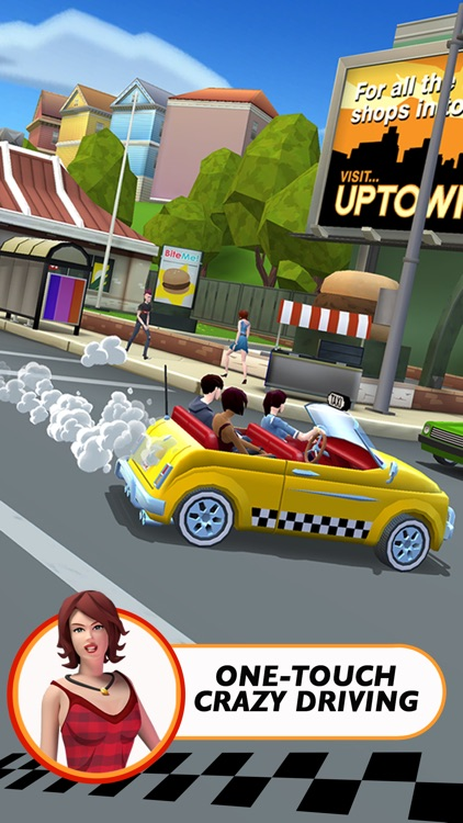 Crazy Taxi™ City Rush screenshot-0