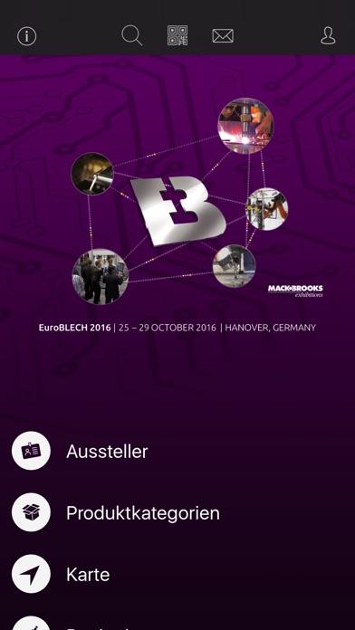 EuroBLECHScreenshot von 1