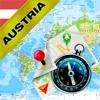 Österreich - Offline Karten- und GPS-Navigation