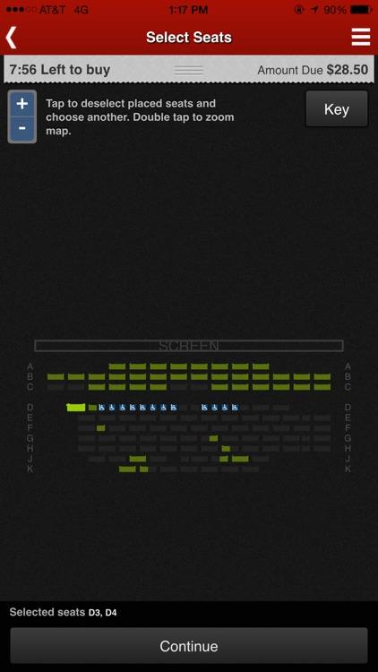 Marcus Theatres screenshot-3
