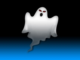 Scare your friends with these animated ghosts in your iMessages