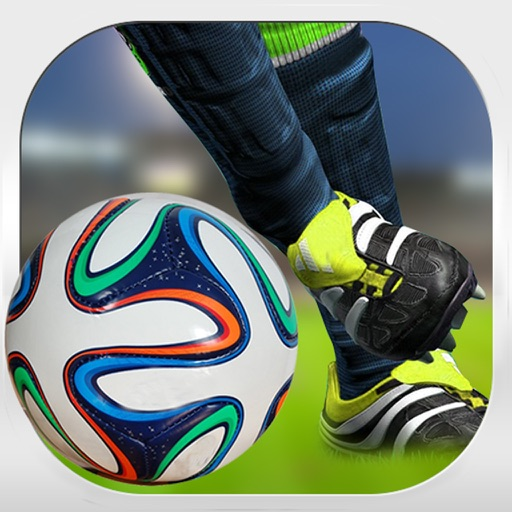 Euro FootBall Flick Shoot - Soccer Penalty Corner iOS App