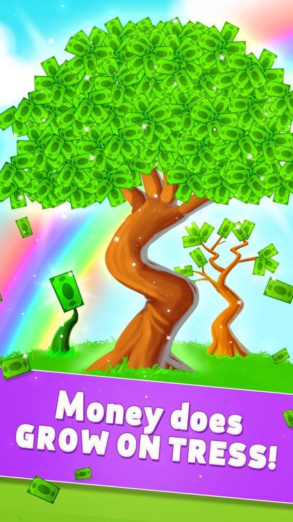 Money Tree - The Billionaire Clicker Game