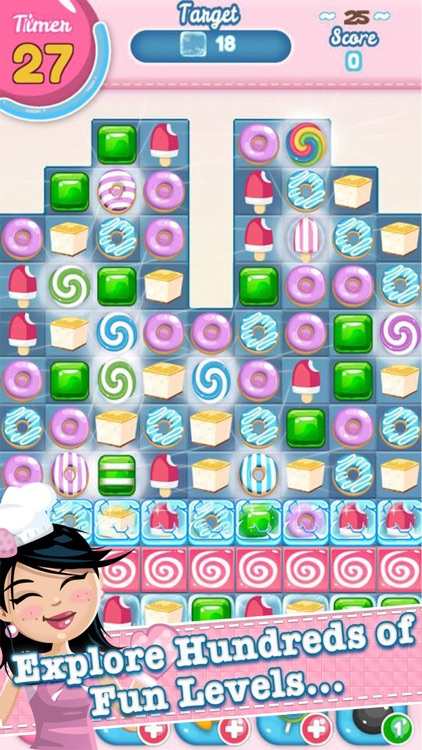 Candy Hero Sweet Fruit Blossom