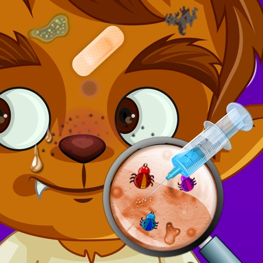 Halloween Monster Skin Doctor - Surgery Games iOS App