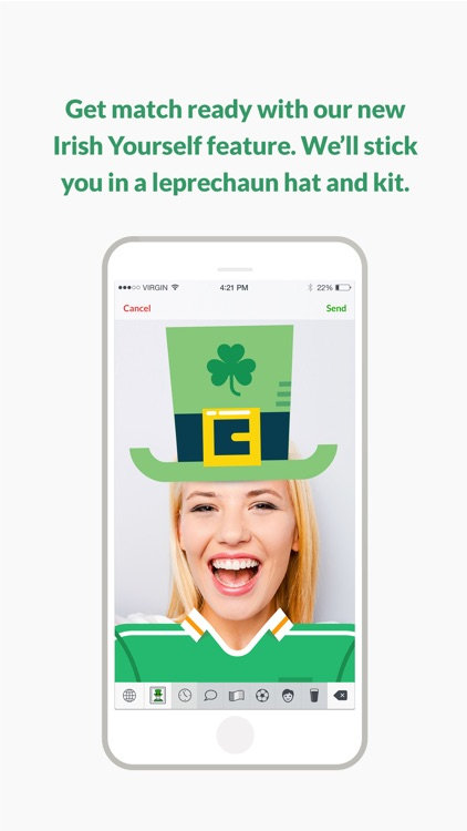 Irishmoji - Irish emoji-stickers! screenshot-3