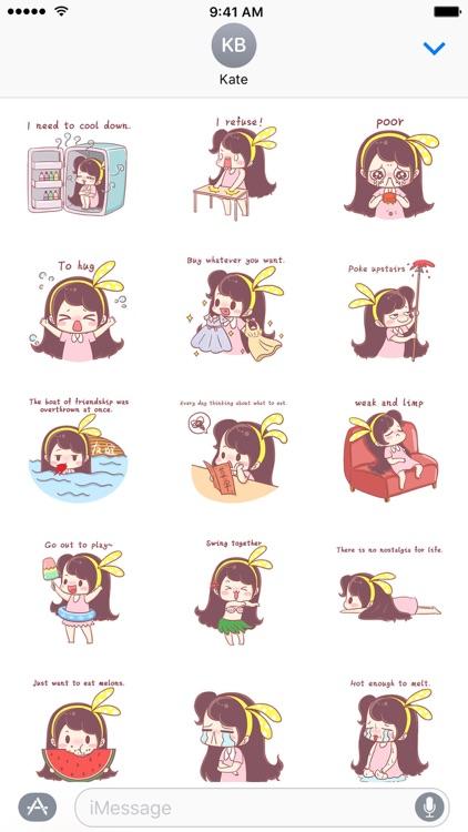 Happy Everyday − NHH Stickers
