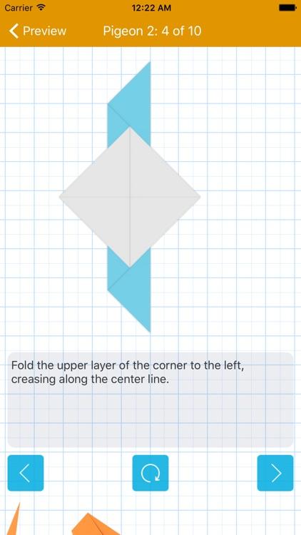 Animated 3D Origami screenshot-3