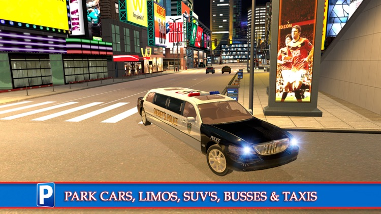 Car Parking Games New York Taxi
