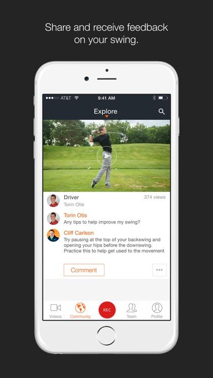 Hudl Technique Golf screenshot-3