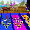 Galatic Droids - Donkey Dash Derby Pro artwork