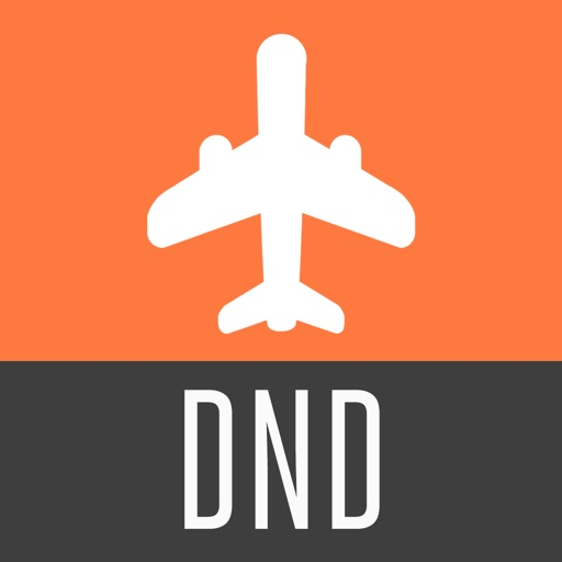 Dundee Travel Guide with Offline City Street Map