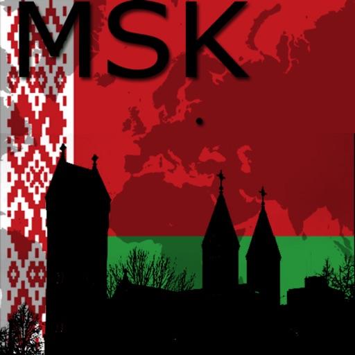 Minsk Карта