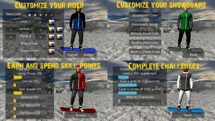 Snowboard FM3D screenshot-3