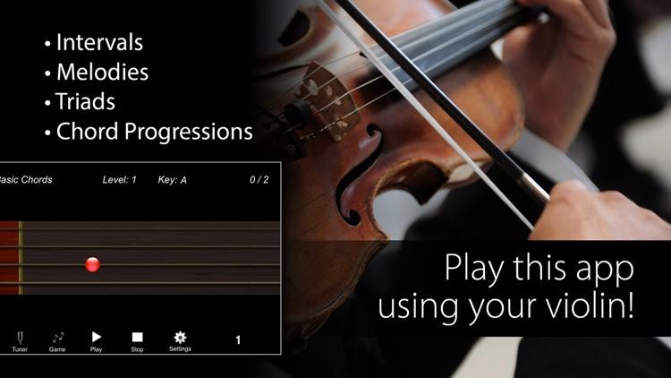 Violin Ear Training