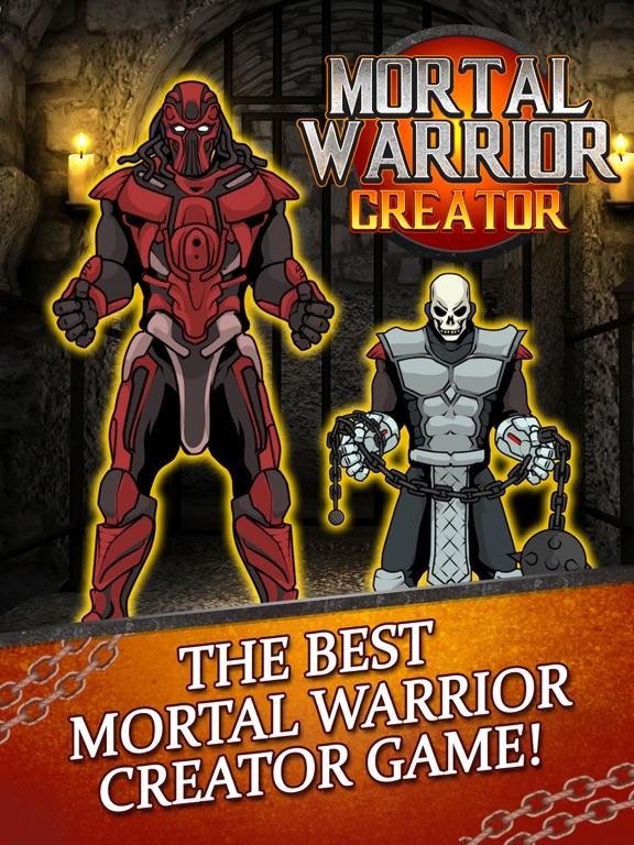 Смертный Воин Герой Творца для Mortal Kombat на iPad