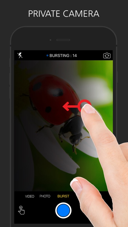 Secret Camera - Hide photos & videos,  Lock Folder screenshot-4