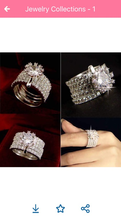 Jewelry Collections screenshot-4
