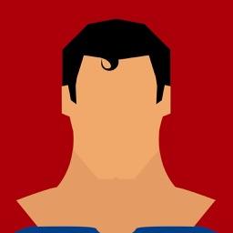 Superhero Comic God Steel Wallpaper for Superman