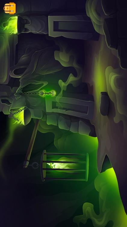 Escape Secret From Necromancer