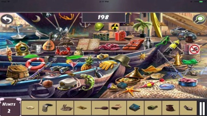 Free Hidden Objects:Find Evidence & Trace screenshot two