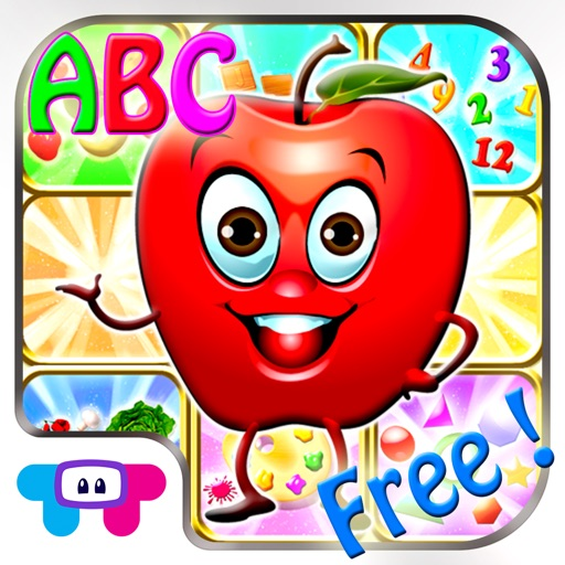 Preschool Memory Match & Learn - Educational Games
