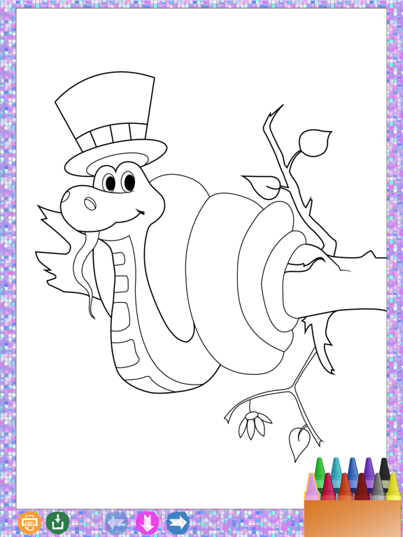 Crayon Fun - Coloring books and more! | App Price Drops