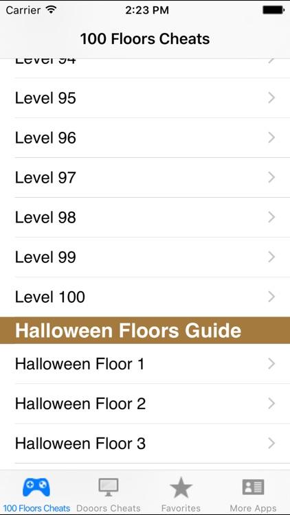 Pro Cheats - 100 Floors & Dooors Edition (Combo)