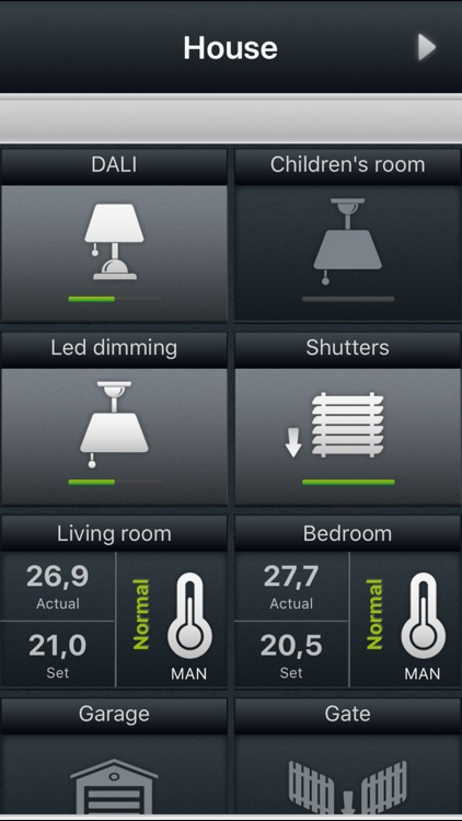 iNELS Home Control for iPhone