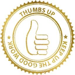 Goldmoji - Reward Sticker Pack
