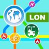 London City Maps - Descubre LON con Guías de Tube