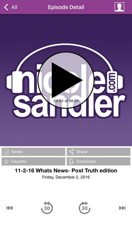 The Nicole Sandler Show
