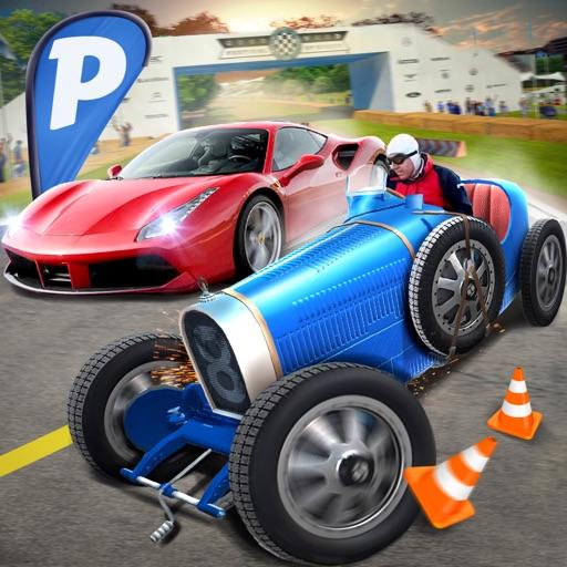 Driving Evolution Parking Sim Real Car Driver Test