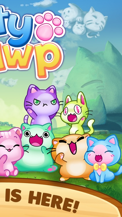 Kitty Pawp: Free Bubble Shooter Featuring Garfield