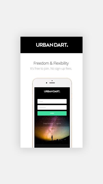 UrbanDart screenshot-4