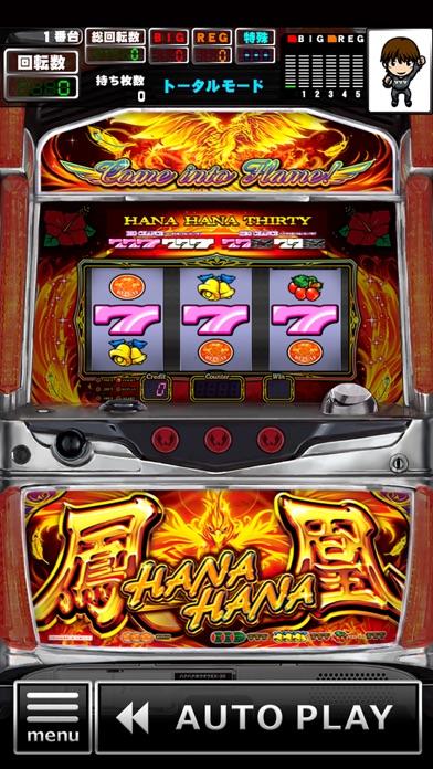 [GP]ハナハナホウオウ-30(パチスロゲーム)のおすすめ画像2