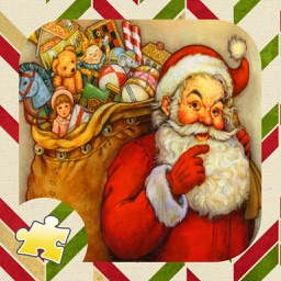 Xmas Jigsaw Puzzle - Best Game