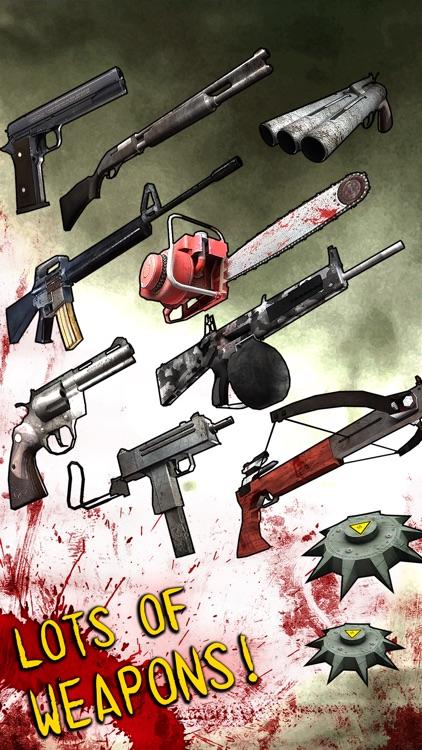 Running Dead - Zombie Apocalypse screenshot-3